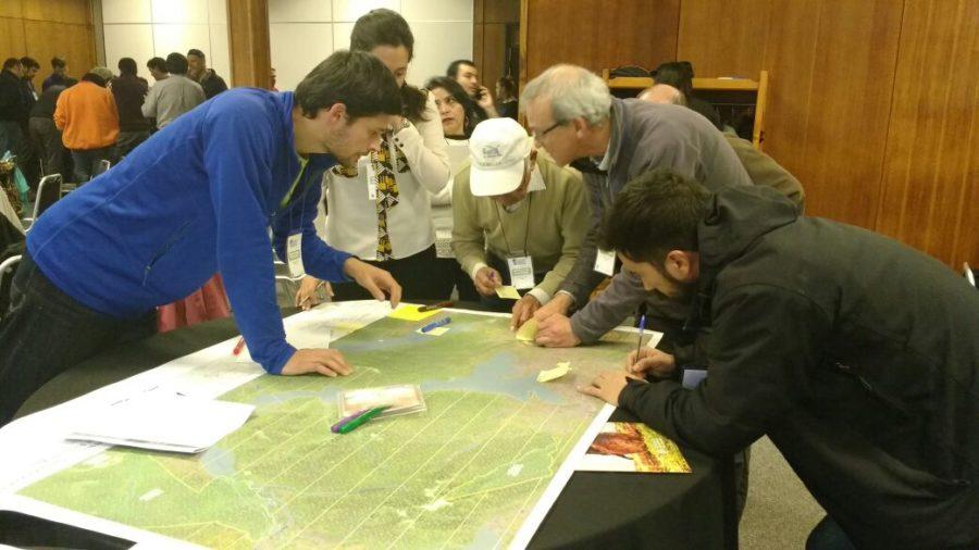 Dialogo del Agua: Encuentro Ciudadano por la Sustentabilidad y Buena Gobernanza del Río Valdivia.