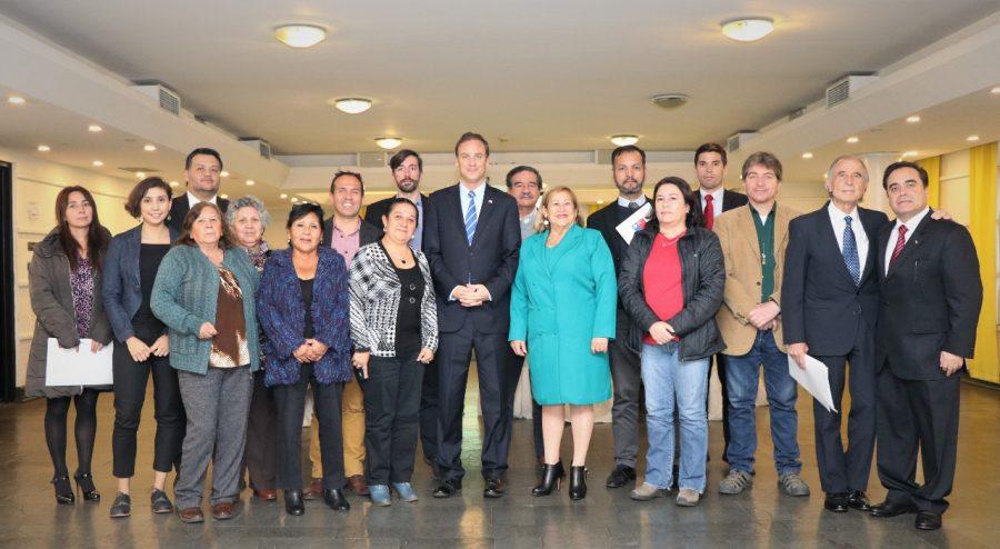 Ministerio de Bienes Nacionales y su Cuenta Pública Participativa