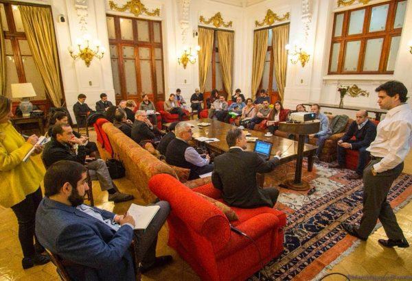 Segunda Mesa de Trabajo del Proyecto de Ley de Acceso a las Montañas