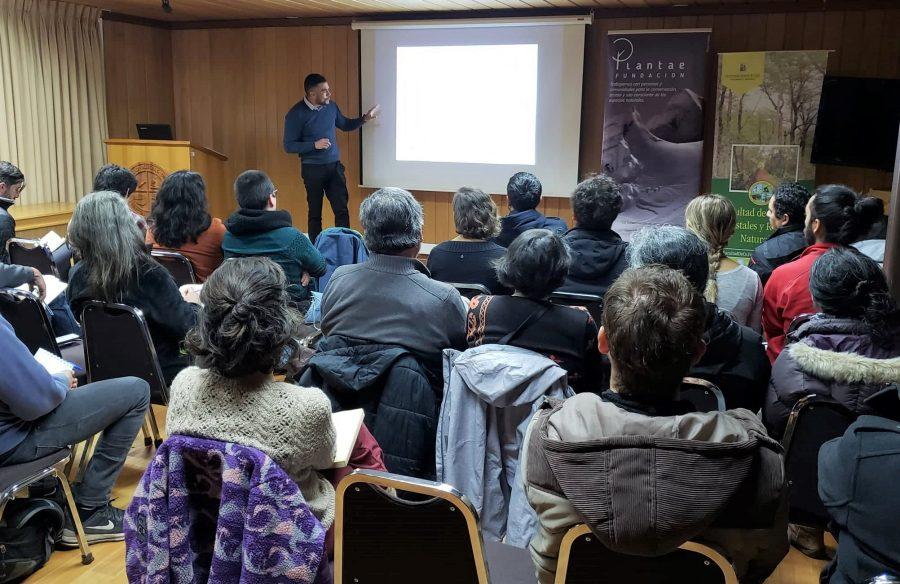 Fundación Plantae realiza conversatorio sobre la situación actual y desafíos de las Áreas Protegidas en Chile