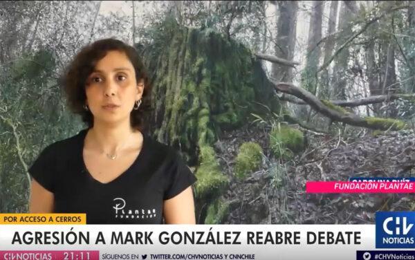 Reportaje CHV-CNN Chile: Se reabre debate sobre el libre acceso a los cerros y montañas en zonas urbanas