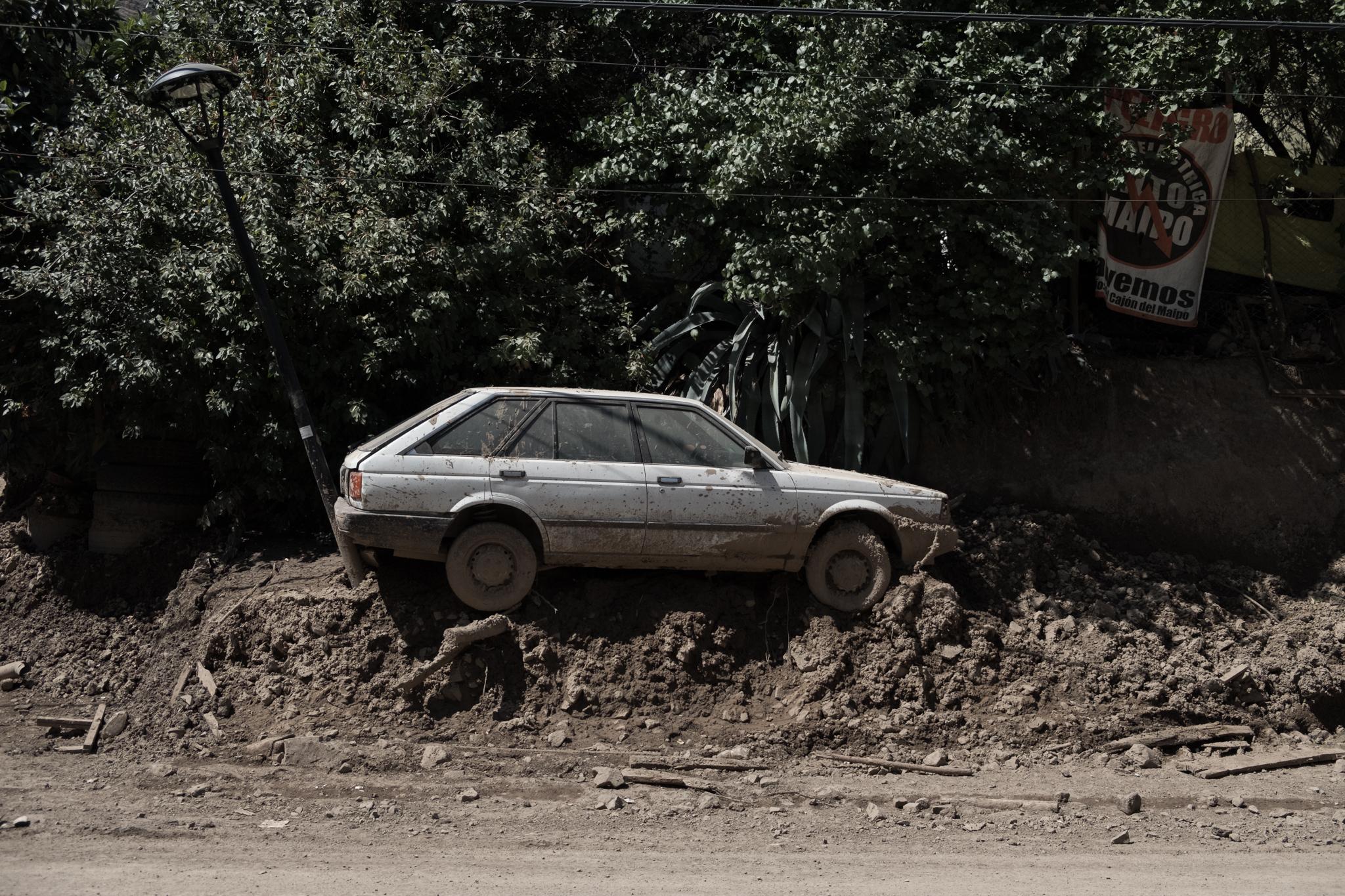 La urgencia de pensar los territorios desde una lógica de cuencas: el caso del Cajón del Maipo ante desastres naturales
