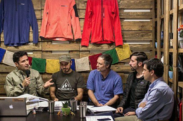 Fundación Plantae en Programa Full Outdoor. Opiniones respecto al proyecto de ley de acceso a las Montañas