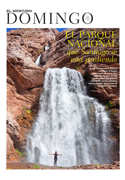 Revisa el reportaje de Revista Domingo, de El Mercurio