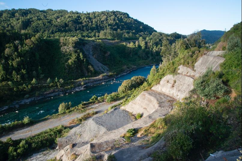 La gran amenaza a la  cuenca del río Valdivia: Central Hidroeléctrica San Pedro