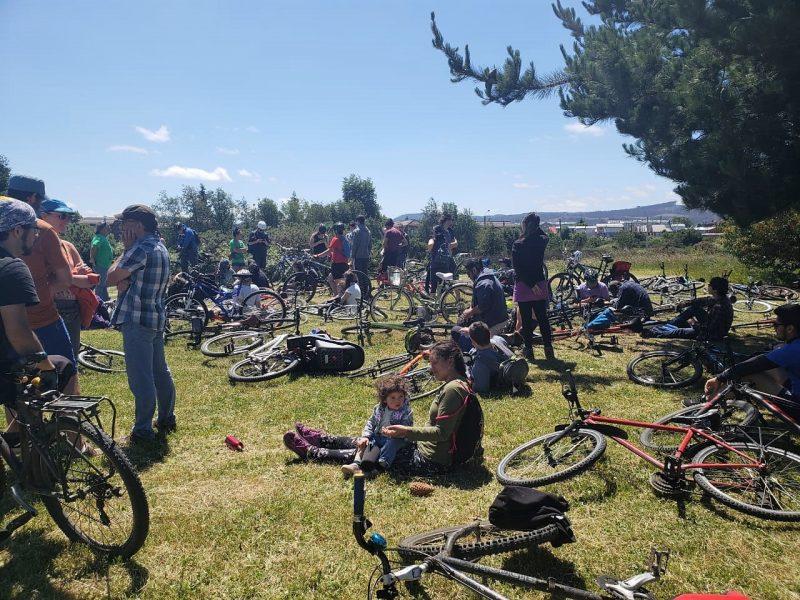 Cicletada por los Humedales Urbanos de Valdivia
