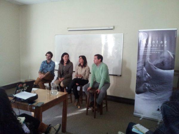 """Seminario en Valdivia """"Mapeando de manera participativa nuestros humedales"""""""